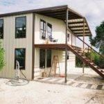 Building Shop Living Quarters