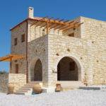 Building Styles Traditional Cretan Homes Stone Villas Greece