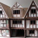 Building Tudor Dolls House