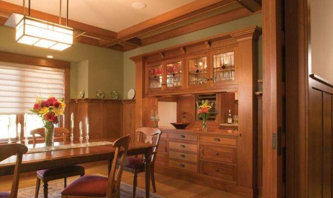 Built Buffets Beef Dining Room Style
