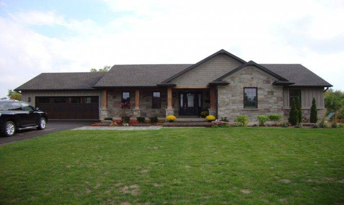 Bungalow Cottage House Plans Canadian