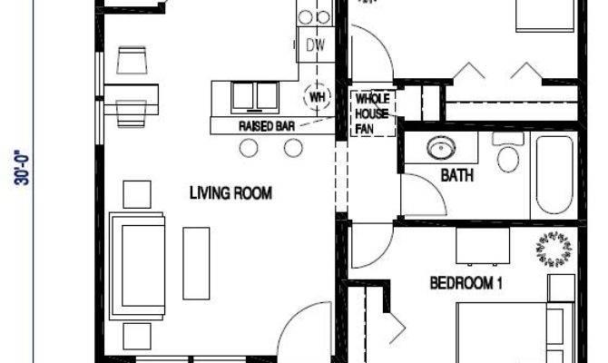 Bungalow Home Design Floor Plans Deco