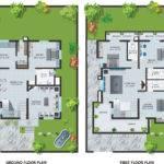 Bungalow House Design Floor Plan Bungalows Plans Designs