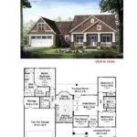 Bungalow House Floor Plans Exterior Design