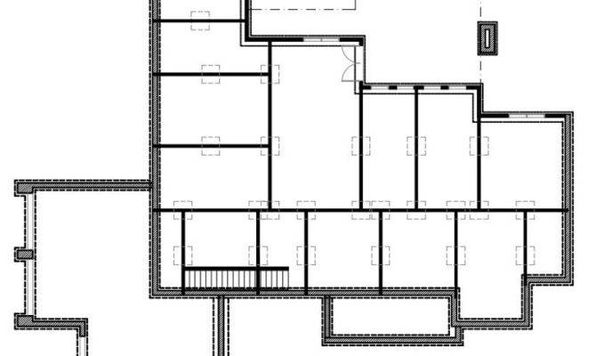 Bungalow House Plan Bedrooms Baths