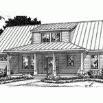 Bungalow House Plan Four Bedroom Square Feet Bedrooms