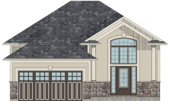 Bungalow House Plans Attached Garage
