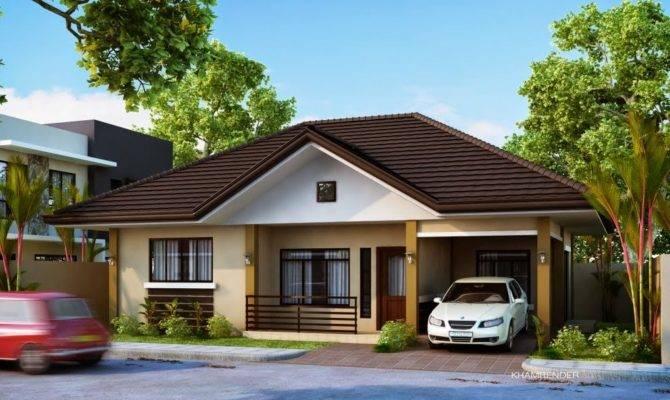 Bungalow House Plans Garage