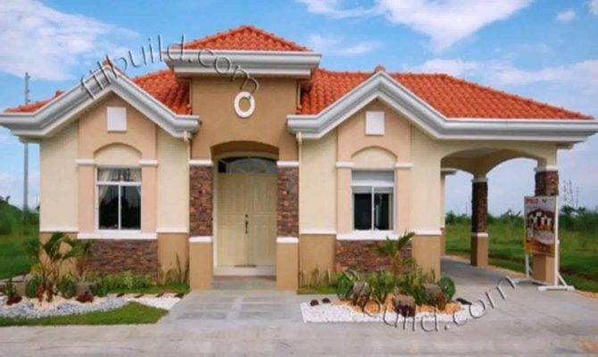 Bungalow House Roof Design Philippines Youtube