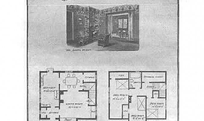 Bungalow House Small Plans Craftsman