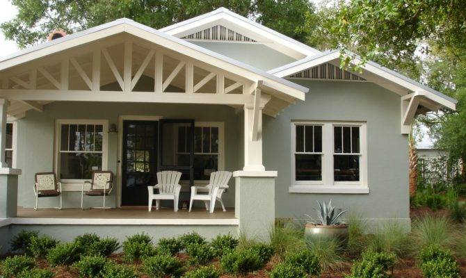 Bungalow House Style