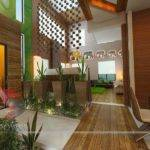 Bungalow Interior Designs Rendering House