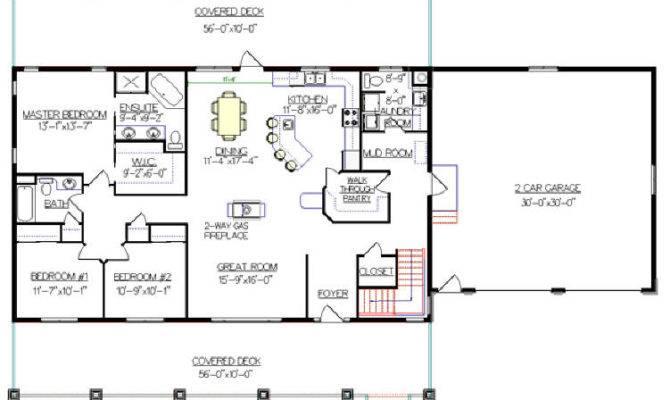 Bungalow Plan Designs