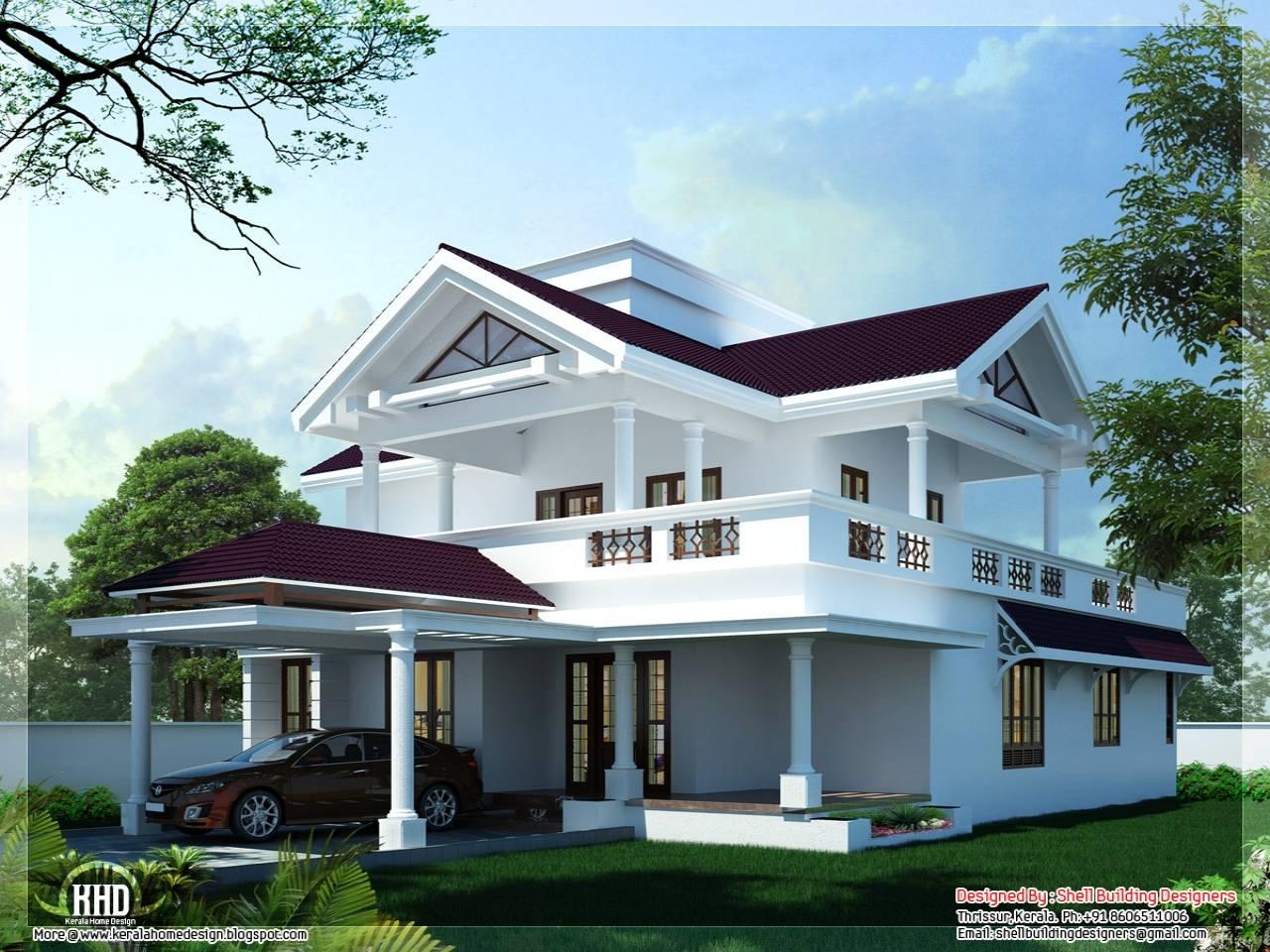 Bungalow Roof Design Top Modern Designs Styles Single Home Plans Blueprints 155701
