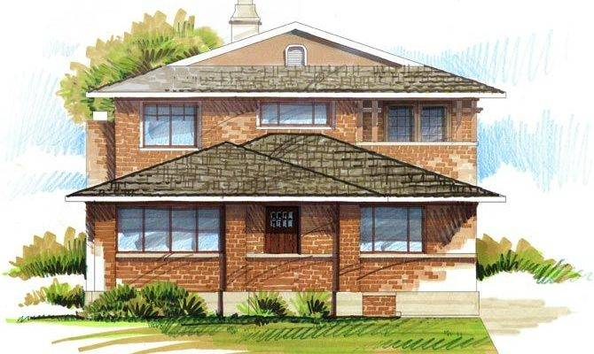 Bungalow Second Story Addition Pinterest