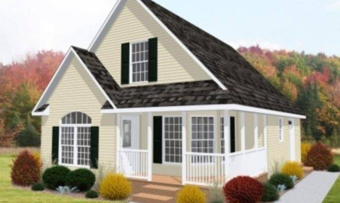 Bungalow Style Modular Homes Sale Cottage