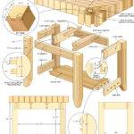 Butcher Block Island Woodworking Plans Woodshop