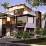 Buzz Floor Plan Ultra Modern House Kerala Home Design