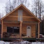 Cabin Building Small Forum