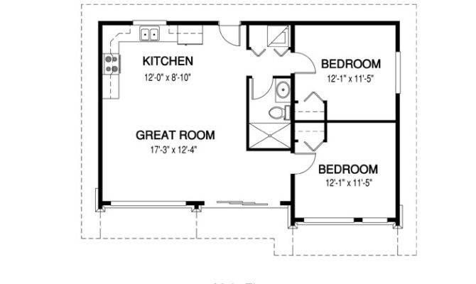 Cabin Floor Plans Bedrooms Loft Joy Studio Design