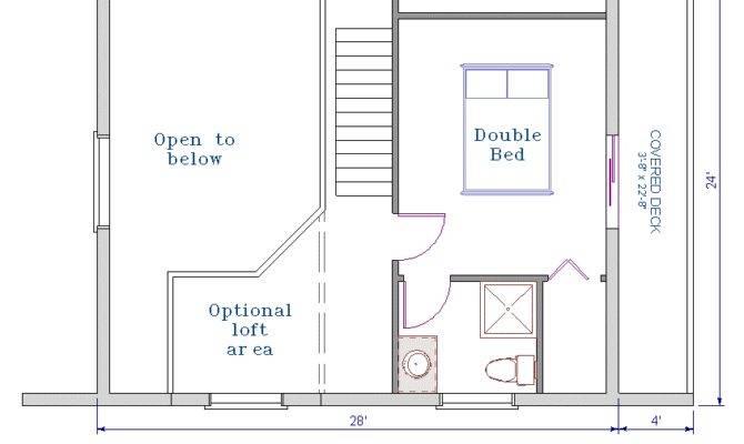 Cabin Floor Plans Loft Second Sun