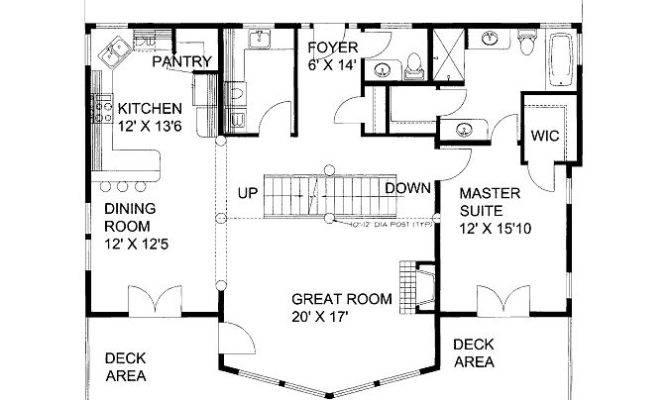 Cabin Floor Plans Square Feet Bedrooms Batrooms