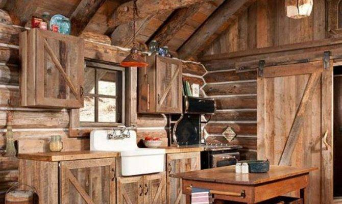 Cabin Interior Ideas Woodz