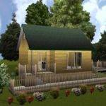 Cabin Loft Plans Package Blueprints Material List Ebay