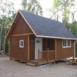 Cabin Loft Plans Package Blueprints Material List