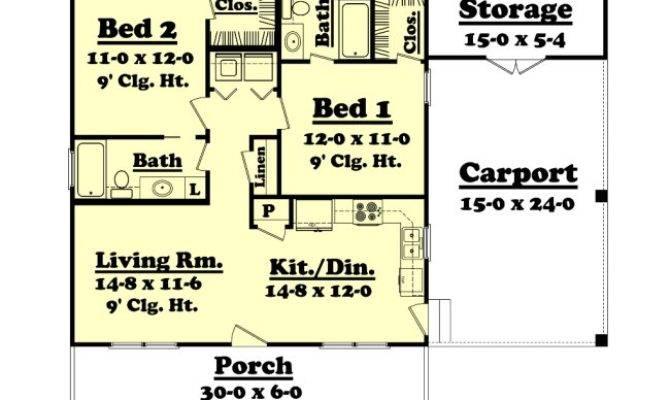 Cabin Plans Houseplanshut Square Feet Car