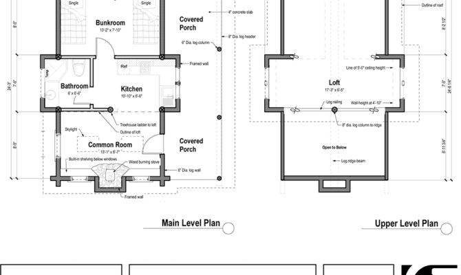 Cabin Plans Loft Pdf Woodworking
