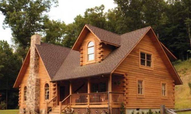 Cabin Plans Logs End