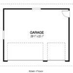 Cabins Garages Cedar Home Plans Homes Garage