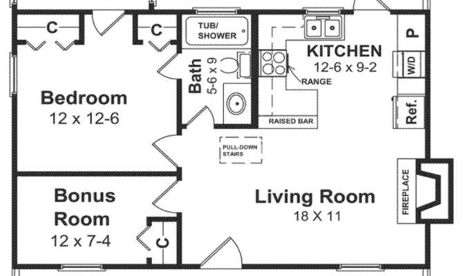 Cabins Under Square Feet Myideasbedroom