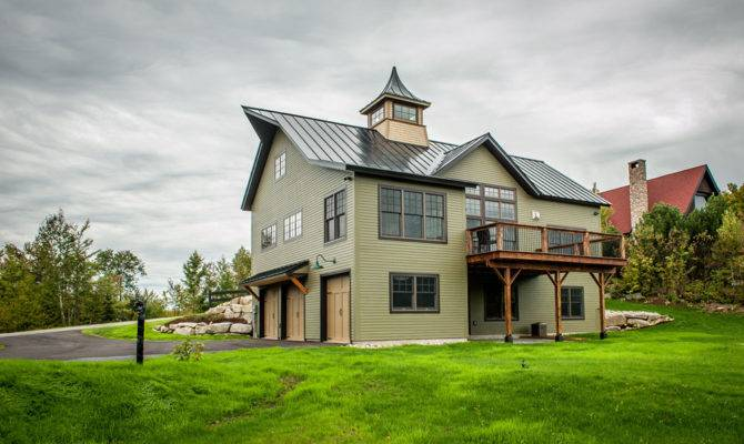 Cabot Barn Home Yankee Homes