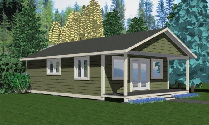 Cabot Prefab Cabin Cottage Plans Winton Homes