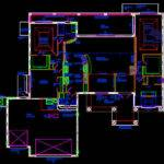 Cad Building Template House Plans Type