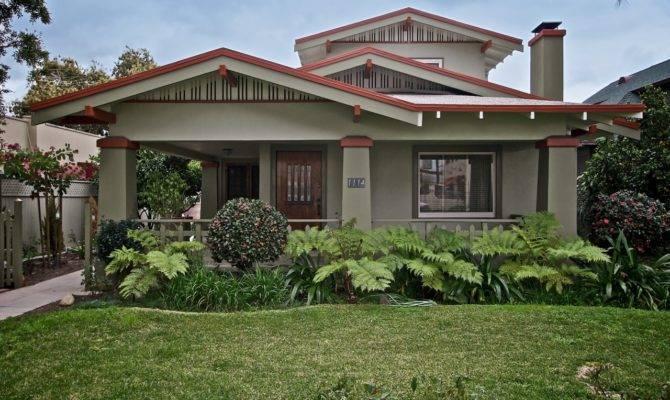 California Bungalow Style Architecture