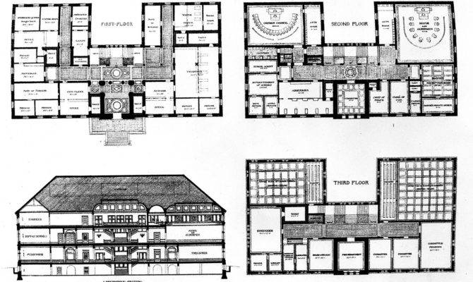 Cambridge Massachusetts City Hall Elevation