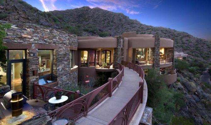 Camelback Mountain Views Paradise Valley Real Estate