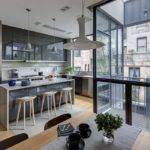 Camouflaging Brooklyn Roots Slate Street Townhouse Design Dot