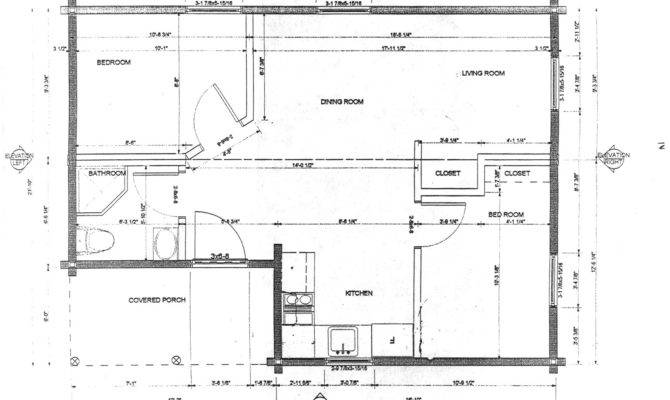 Camp House Plans Camping Cabin Small