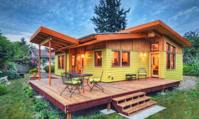 Can Build Your Own Version Award Winning Small Home