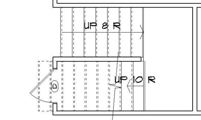 Can Hide Top Stair Floorplan