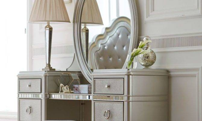 Can Try Bedroom Vanity Also Table Mirror