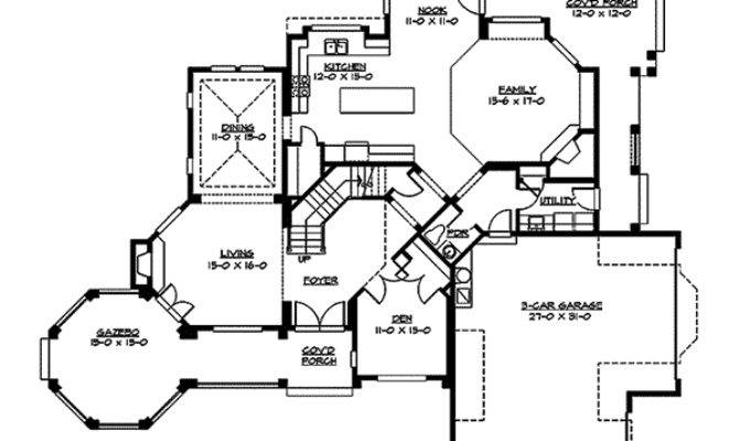Cannaday Country Victorian Home Plan House
