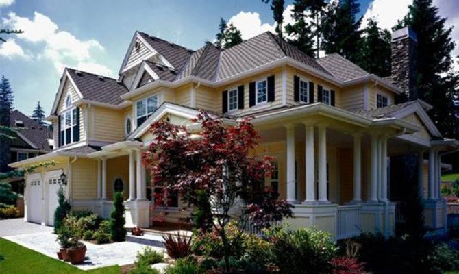 Canterbury Farms Craftsman Home Plan House