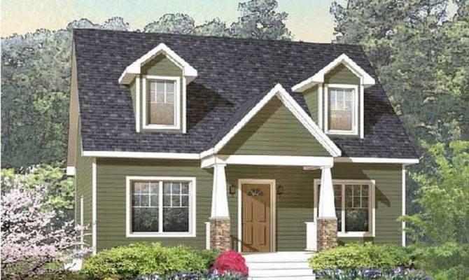 Cape Chalet Kintner Modular Homes Inc