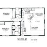 Cape Chalet Model Kintner Modular Homes Inc Nepa