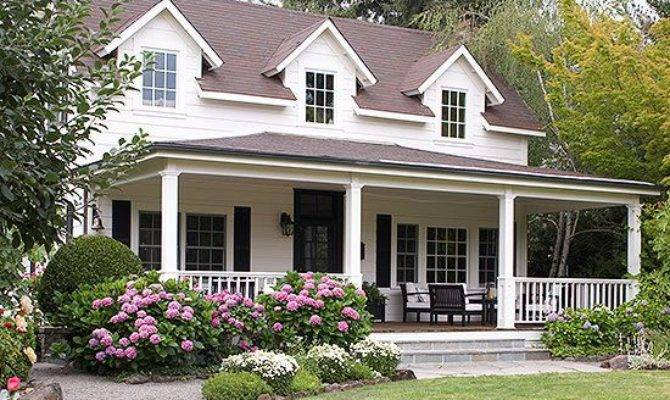 Cape Cod Cottage America Fairytale Home